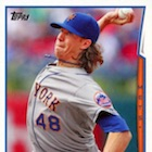 Jacob deGrom Rookie Cards Checklist and Top Prospect Cards