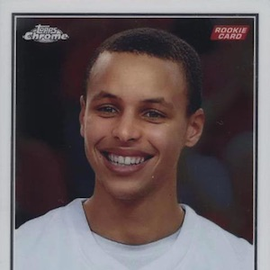 Stephen Curry Rookie Card Checklist Full Rc Gallery Buying