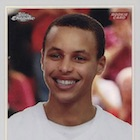 Stephen Curry Rookie Cards Gallery and Checklist