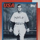 The Story of the 1990 Topps George Bush Baseball Card