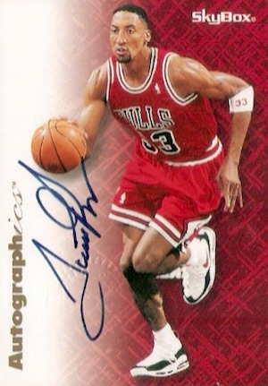 10 Cool Scottie Pippen Cards to Add to Your Collection 5