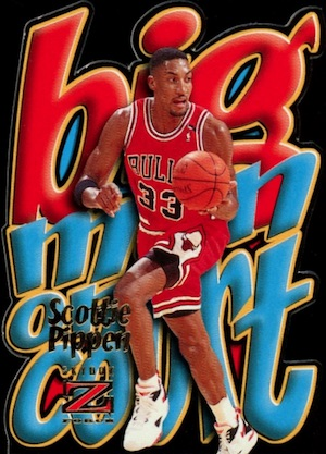 10 Cool Scottie Pippen Cards to Add to Your Collection 6