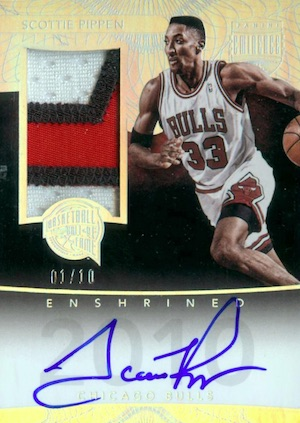 10 Cool Scottie Pippen Cards to Add to Your Collection 10