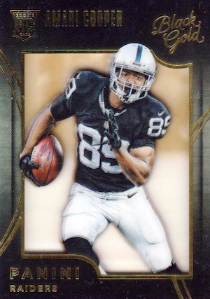 Amari Cooper Rookie Card Gallery and Checklist 5