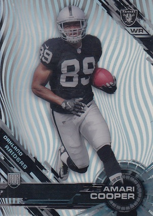 Amari Cooper Rookie Card Gallery and Checklist 37