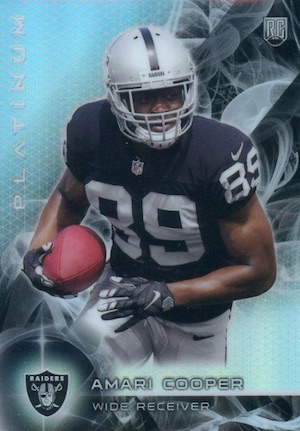 Amari Cooper Rookie Card Gallery and Checklist 41