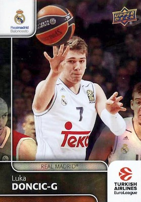 Top Luka Doncic Rookie Cards to Collect 33