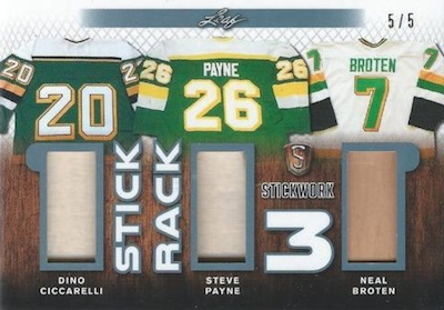 2017-18 Leaf Stickwork Hockey Cards 26