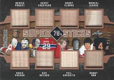 2017-18 Leaf Stickwork Hockey Cards 5