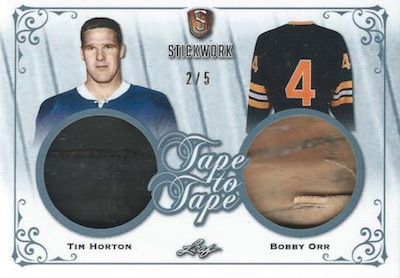 2017-18 Leaf Stickwork Hockey Cards 2