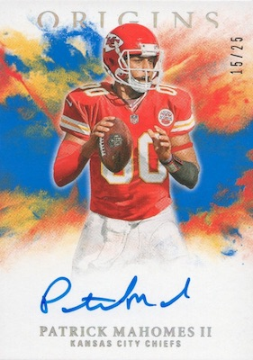 Top Patrick Mahomes Rookie Cards to Collect 15
