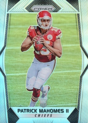 Top Patrick Mahomes Rookie Cards to Collect 2