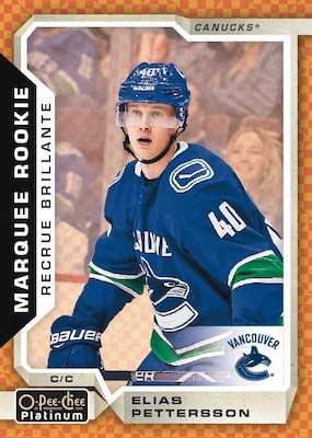 2018-19 O-Pee-Chee Platinum Hockey Cards 2