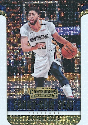 2018-19 Panini Contenders Basketball Cards 36