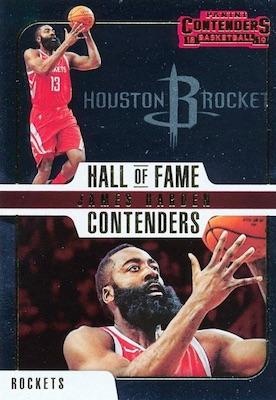 2018-19 Panini Contenders Basketball Cards 37