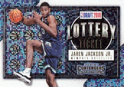2018-19 Panini Contenders Basketball Cards 38