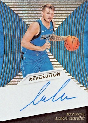 2018-19 Panini Revolution Basketball Cards 5