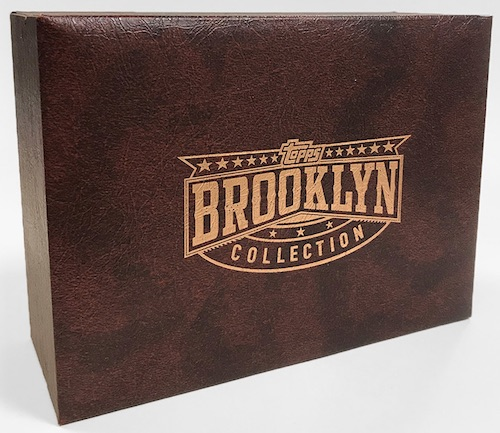 2018 Topps Brooklyn Collection Baseball Cards 3