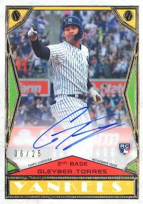 2018 Topps Brooklyn Collection Baseball Cards 2