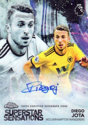 2018-19 Topps Chrome Premier League Soccer Cards 27