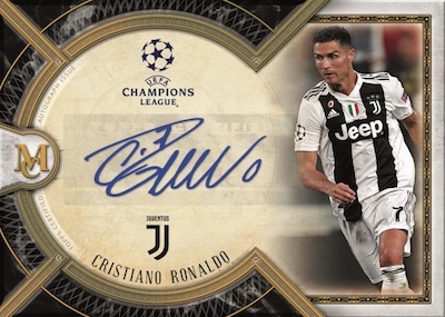 f144d725168 2018-19 Topps Museum Collection Champions League Soccer Cards 4