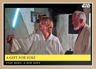 2019 Topps Star Wars Galactic Moments Countdown to Episode IX Cards Checklist 3