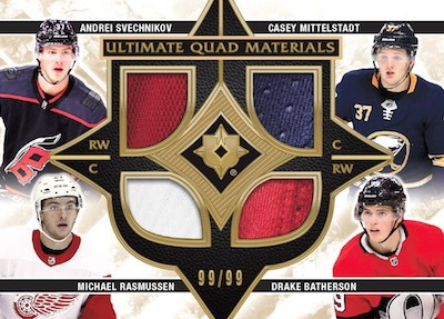 2018-19 Ultimate Collection Hockey Cards 8