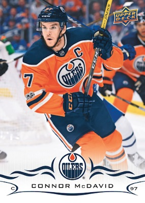 2018-19 Upper Deck Hockey Stadium Giveaway Cards Team Checklist 9