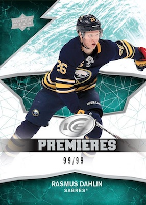 2018-19 Upper Deck Ice Hockey