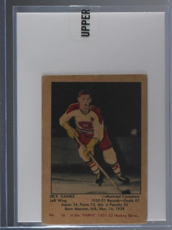 2018-19 Upper Deck Parkhurst Hockey Cards 34