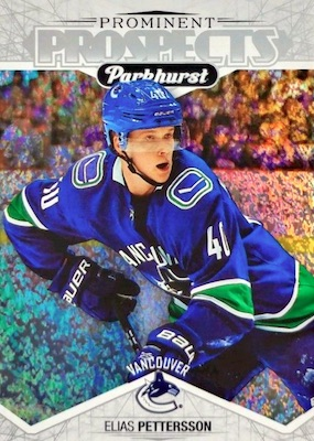 2018-19 Upper Deck Parkhurst Hockey Cards 30