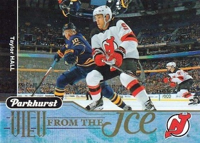 2018-19 Upper Deck Parkhurst Hockey Cards 33