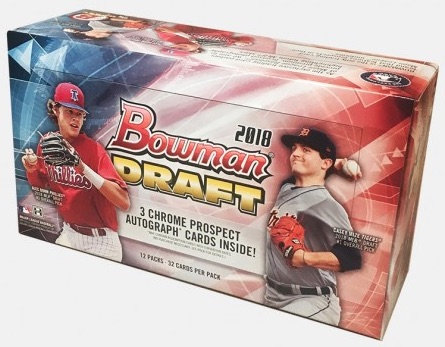 Top 10 Selling Sports Card and Trading Card Hobby Boxes 8