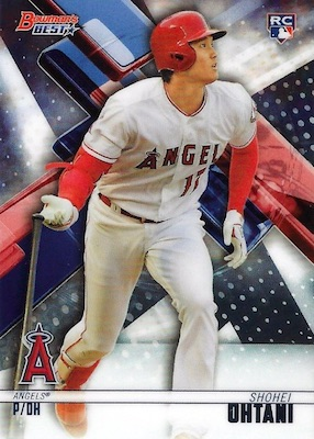 2018 Bowman's Best Baseball Cards 3