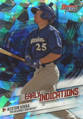 2018 Bowman's Best Baseball Cards 31