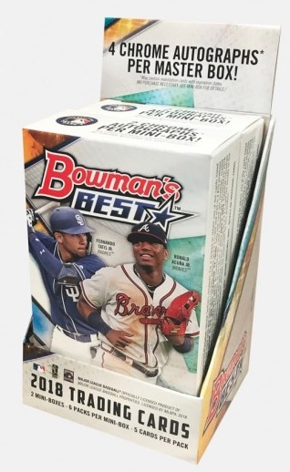 Top 10 Selling Sports Card and Trading Card Hobby Boxes 9