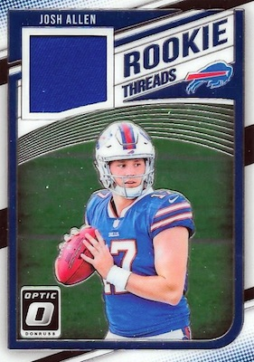 2018 Donruss Optic Football Cards 31