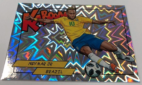 2018 Panini Kaboom Rewards Multi-Sport Cards 1