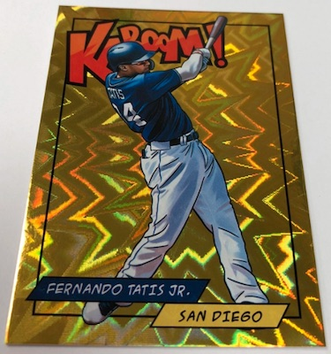 2018 Panini Kaboom Rewards Multi-Sport Cards 3