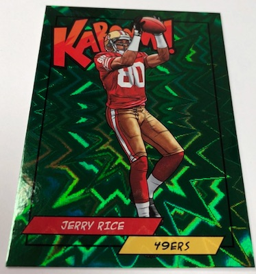 2018 Panini Kaboom Rewards Multi-Sport Cards 2