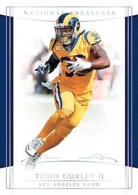 #177 jerome bettis 2018 Panini Classics Football Walker
