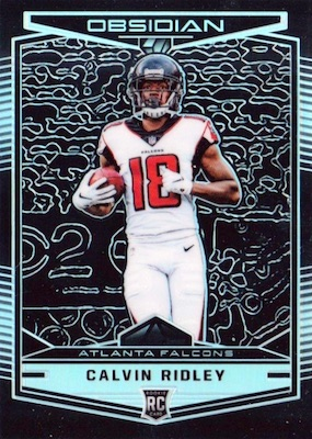 2018 Panini Obsidian Football Cards 3