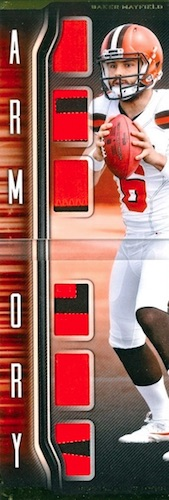 2018 Panini Playbook Football Cards 30