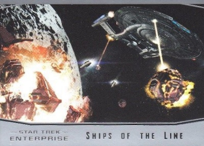 2018 Rittenhouse Star Trek Enterprise Archives Series 1 Trading Cards 2