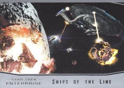 Star Trek Enterprise Archives Series 1