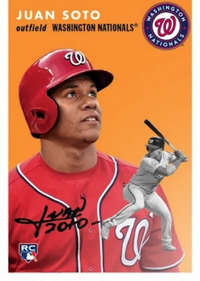 2018 Topps Throwback Thursday Baseball Cards 44
