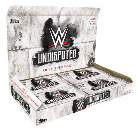 Site Contest: Win a Free 2018 Topps WWE Hobby Box - Winners Picked 1