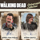 2018 Topps Walking Dead Autograph Collection Trading Cards