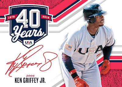 2019 Panini Stars & Stripes USA Baseball Cards 4