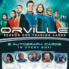 2019 Rittenhouse The Orville Season 1 Trading Cards